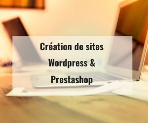 Création de sites WordPress Prestashop